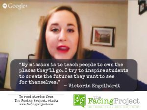 Google Hangout with Victoria Engelhardt 1