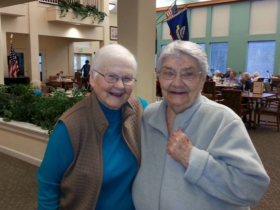 Mary Luther pic of anne and marj