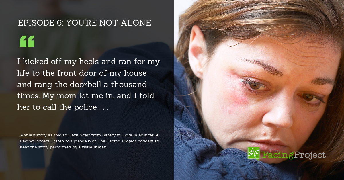 Love shouldn't hurt | Abuse - The Facing Project